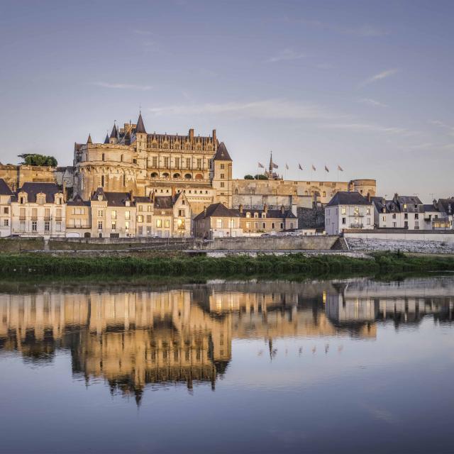 Amboise Vue De La Loire ©2018 Joël Klinger Fsl