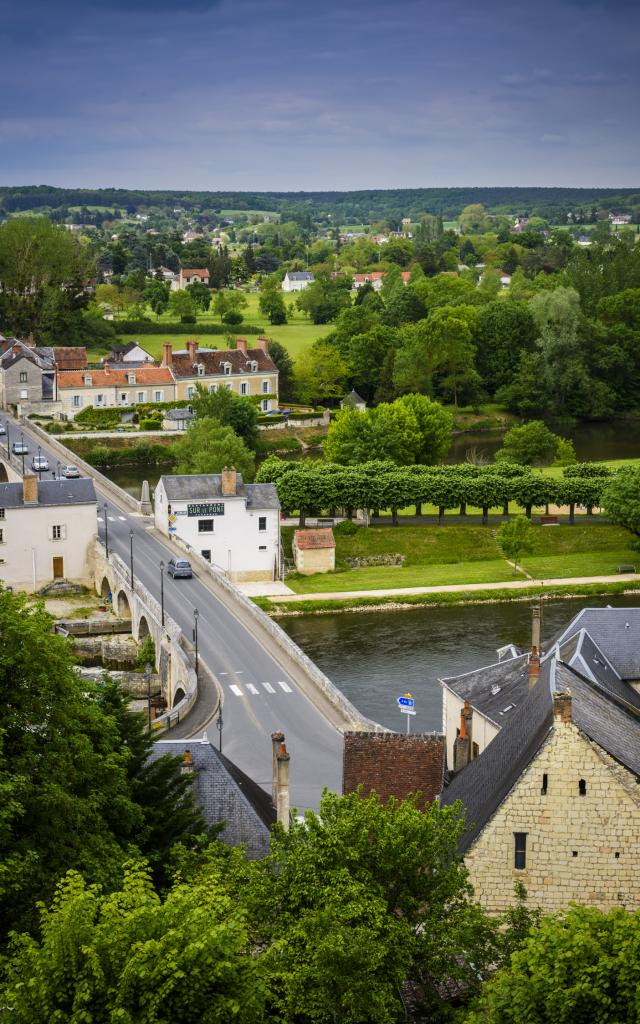 Acces Saint Aignan Itinerai