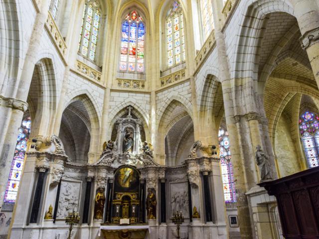 Abbaye Pontlevoy Visite