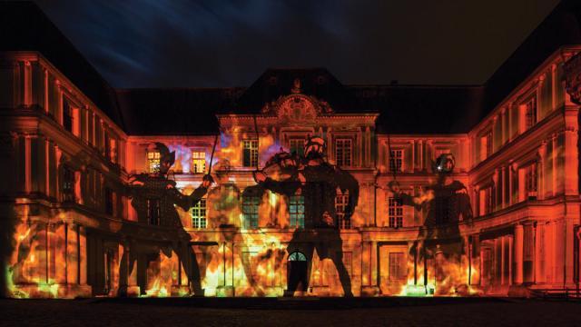 Son et lumière du château de Blois
