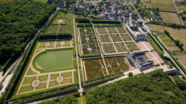 Destination Chateaux Jardins Villandry