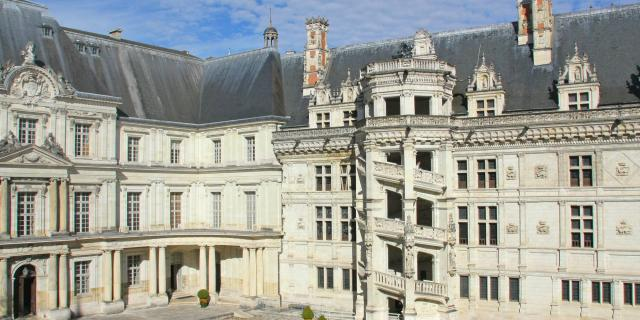 Destination Chateaux Royal Ville De Blois