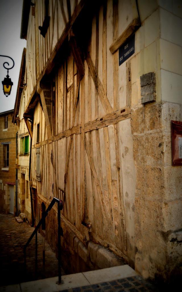 Destination Villages Saint Aignan Maison Medievale