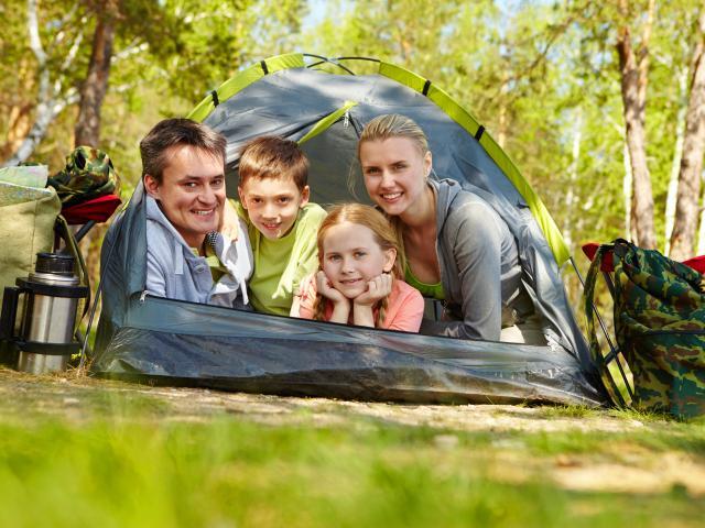 les campings en Sud Val de Loire