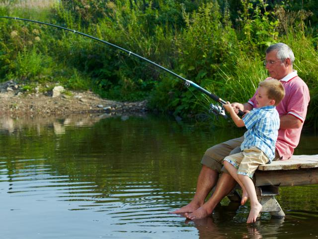 La pêche en Vallée du Cher