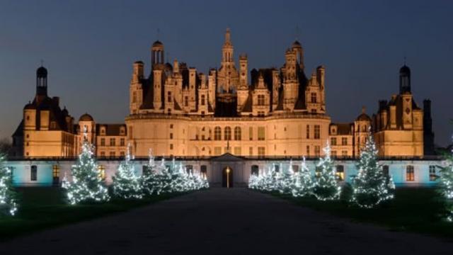 Noel au Château de Chambord
