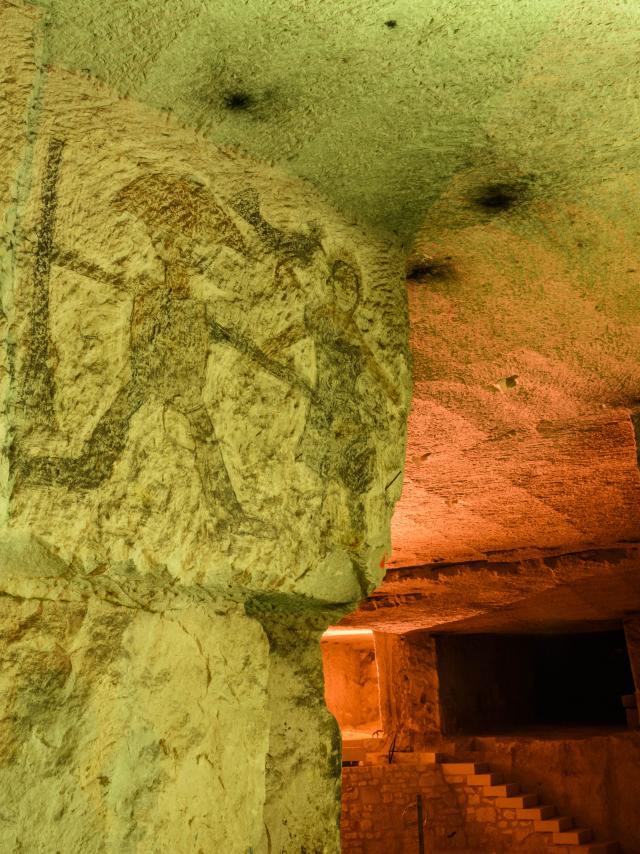 Les Caves des Roches - Bourré