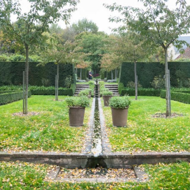 Jardins De Poulaines Sudvaldeloire Automne