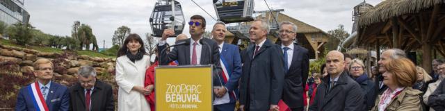 Nuage De Beauval Inauguration 2019 Rodolphe Delord