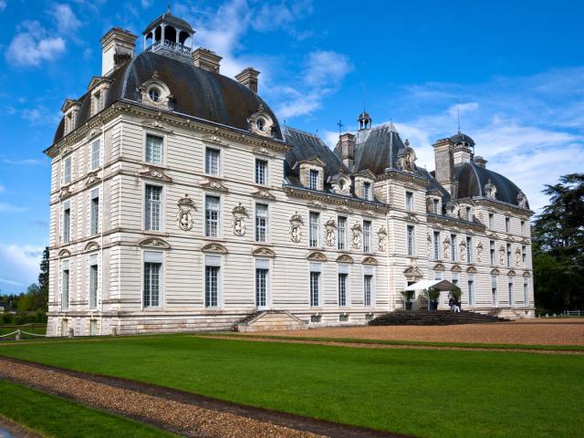 Destination Chateaux Jardins Cheverny