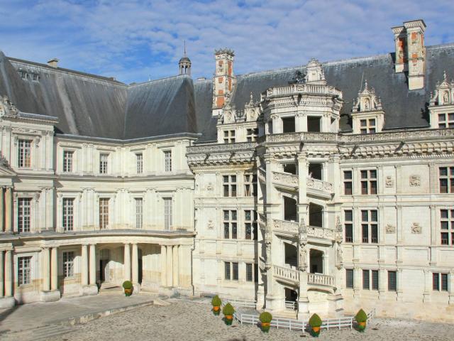 Destination Chateaux Royal Ville De Blois