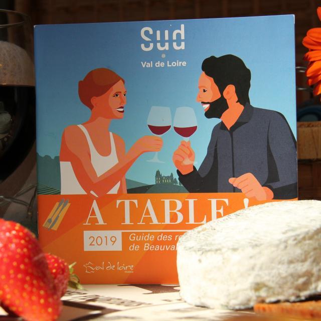 Les restaurants du Sud Val de Loire