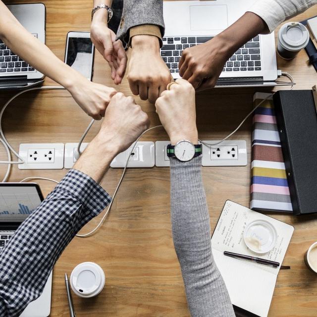 Reunion Travail Accord Partenaires
