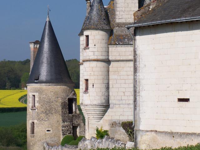 Chateau De Montpoupon Circuit Velo 30km Montrichard Touraine Sud (2)