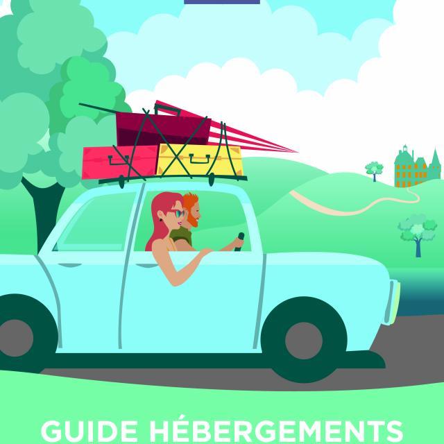 Guide Hébergements Hotels Locations Chambre Hôtes Campings 2020 Visites Sorties En Sud Val De Loire