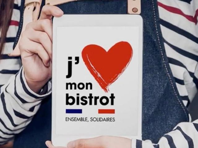 Jaime Mon Bistrot - plate forme solidaire